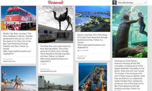Tips for Travellers Big Travel Adventure on Pinterest #pinitforwarduk