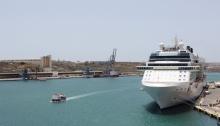 Cruise Ship Malta