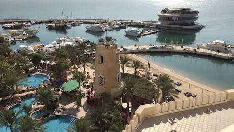 Four Seasons Doha View