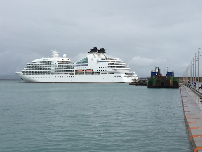 Seabourn Sojourn Cruise Ship Tour  Tips For Travellers