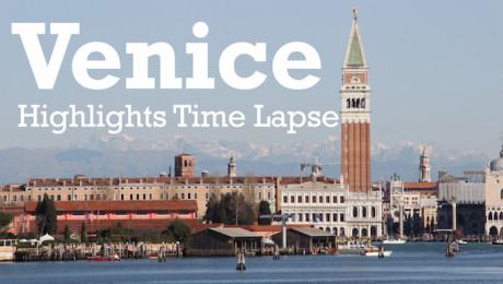 Venice Time Lapse Video