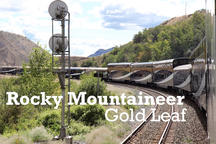 Rocky Mountaineer Train Gold Leaf : Tips For Travellers Video
