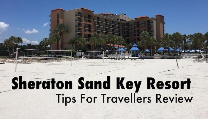 Sheraton Sand Key Clearwater Beach Florida